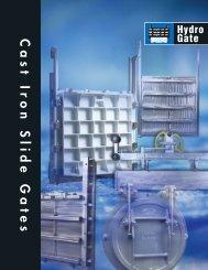 28140 Cast Iron Slide Gates - Armtec