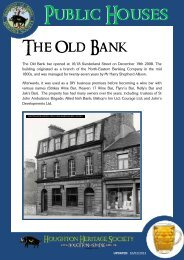 Old Bank - Houghton-le-Spring