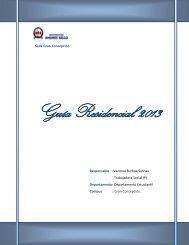 Guía Residencial 2013 - Noticias Universidad Andrés Bello
