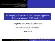 Transparents - LSIS