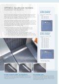 OPTIMA S Duschboard - Mainmetall - Seite 6