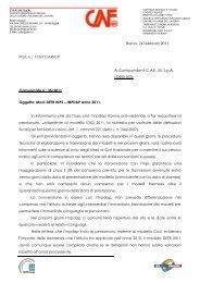 Roma, 24 febbraio 2011 Prot. n.: 113/11/AR/CP Ai ... - uil varese