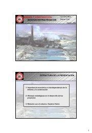 Mineria y Construccion - Socios Estrategicos - Sonami