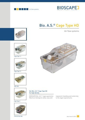 Bio. A.S.® Cage Type HD