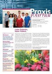 Ausgabe 6 / 2007 - Onkologische Schwerpunktpraxis Darmstadt