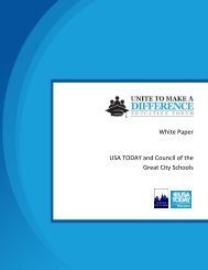 Unite to Make a Difference Education Forum - Council of the Great ...