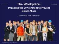 Presentation - Ohio County Behavioral Health Authorities