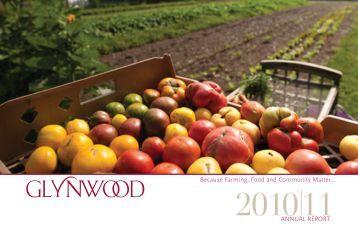 2011 Annual Report - Glynwood