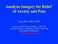 Anodyne Imagery for Relief of Anxiety and Pain - NationalRad