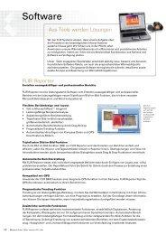 FLIR Software Reporter Professional für Wärmebildkameras