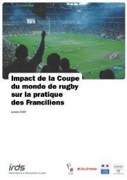 L'impact de la Coupe du monde de rugby sur la pratique des