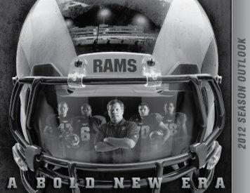Rams Football 2012