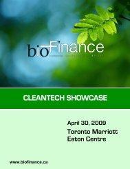 alphabetic list - Biofinance