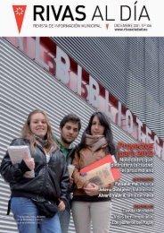 01 PORTADA RIVAS 106.indd, page 1 @ Preflight - Ayuntamiento ...