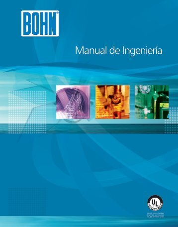 Manual de Ingeniería - Bohn