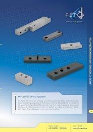 unsere pit montage - PIT Partner in Technik GmbH