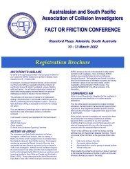 Stamford Plaza, Adelaide, South Australia 10 - 13 March 2002