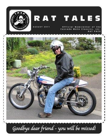 August 2011 - Triumph Riders Association of Portland