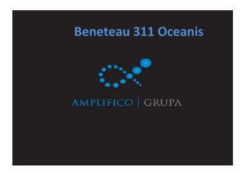 Beneteau 311 Oceanis.pdf - Amplifico Yachts