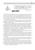 Vizet töltünk a korsóba - Magyar Schönstatt Család - Page 5
