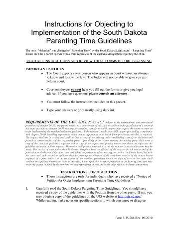 form 6b affidavit of service instructions