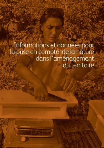 Informations et données pour la prise en compte ... - Biodiversity Skills