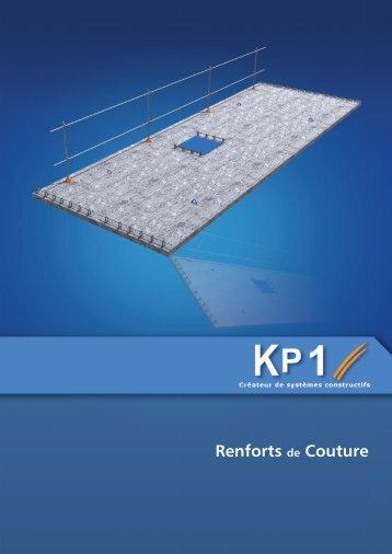 RENFORTS DE COUTURE - KP1