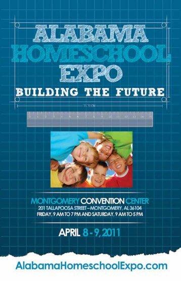 2011 Alabama Homeschool Expo Directory