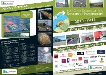 Document - Saint-Omer Développement