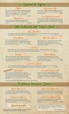 VIEW OUR MENU... - Felipe's Mexican Restaurant - Page 5