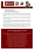 El Rector de la Universidad de Navarra Bachillerato Internacional - Page 4