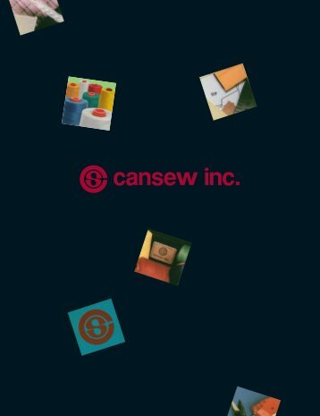Fournitures d'atelier de coupe - Cansew, Inc