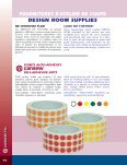 Fournitures d'atelier de coupe - Cansew, Inc - Page 4