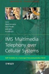 Chapter 2 The Multimedia Telephony Communication Service