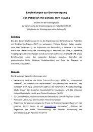Empfehlungen zur Erstversorgung SHT.pdf - Österreichische ...