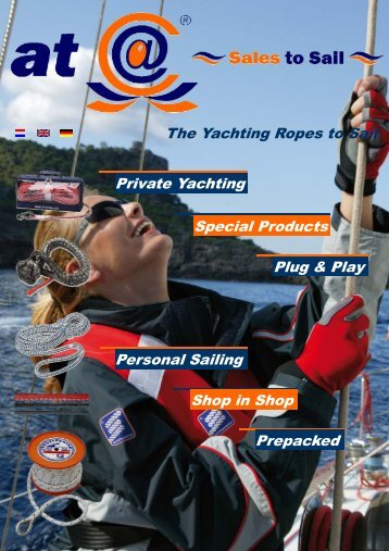 Private Yachting Special Products The Yachting Ropes to ... - cuatc.eu