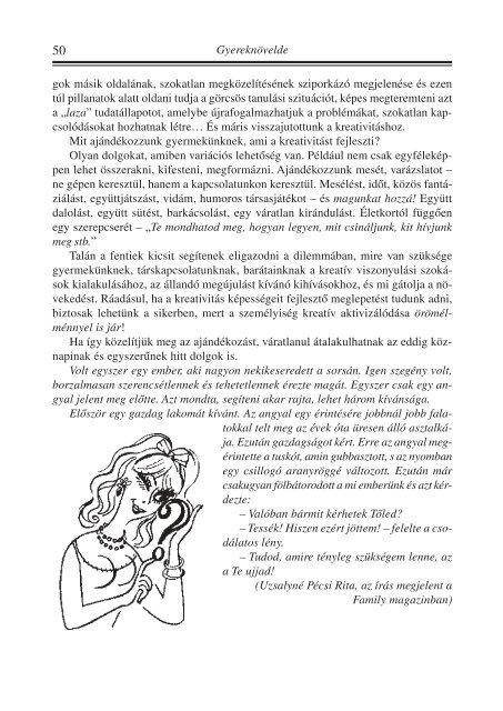 Ingabiztonság a bizonytalanságban - Magyar Schönstatt Család