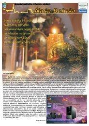 Naša Beluša 11/2011 v elektronickej podobe (pdf)