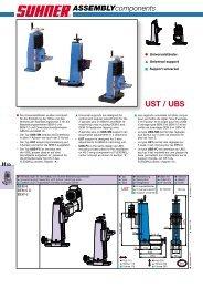 Universalständer - Suhner Automation Expert