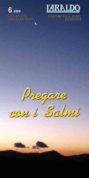 Pregare con i Salmi - casasantamaria.it