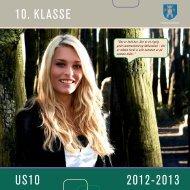 10. KLASSE 2012-2013 US10 - TÃ¥rnby Ungdomsskole