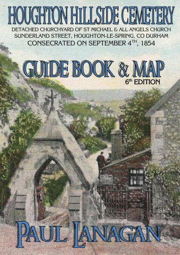 Hillside Cemetery Guide Book & Map - Houghton-le-Spring