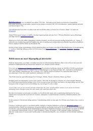 Politivennen beskrivelse af Erik.pdf - Hovedbiblioteket.info