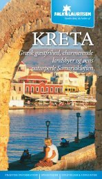 Græsk gæstfrihed, charmerende landsbyer og øens ... - Falk Lauritsen