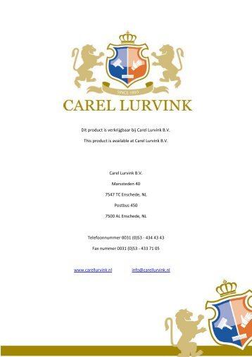 FloraFree Super - Carel Lurvink