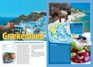 Landet med de charmerende øer - Falk Lauritsen