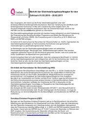 Tätigkeitsbericht Studienjahr 2010-11 - Gsb.hmtm-hannover.de
