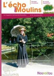 Le magazine mensuel de Nouvoitou