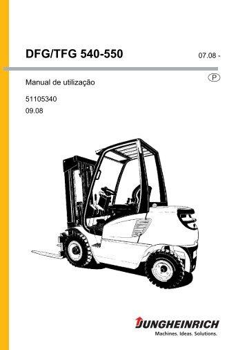 DFG/TFG 540-550 - Jungheinrich