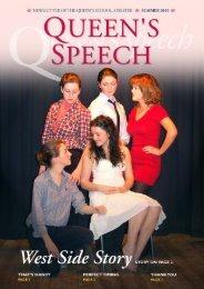 Queens speech may10 - The Queen's School